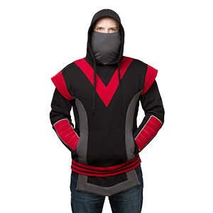 1e4d_ninja_hoodie_hood_up