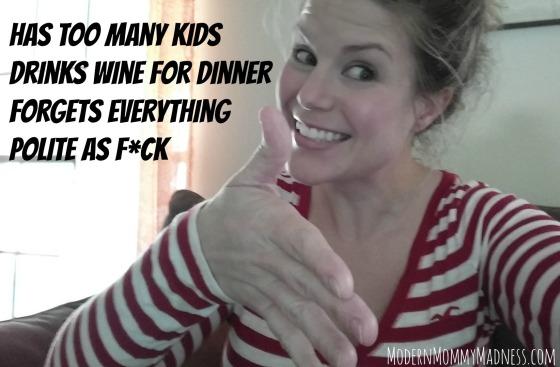 Mom dating ad